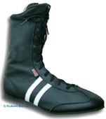classic black leather boxing boot click here