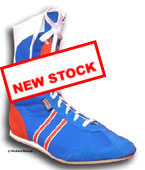 click to see mixed colour cambrelle boxing boots